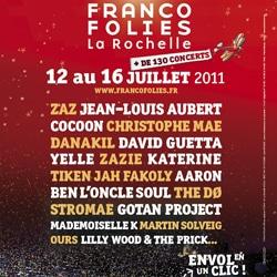 Découvrez les 1er artistes des Francofolies 2011 7