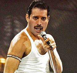 Hommage à Freddie Mercury, mort il y a 25 ans ! 13