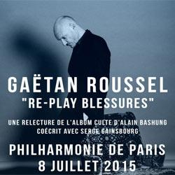 Gaëtan Roussel à la Philharmonie de Paris 5