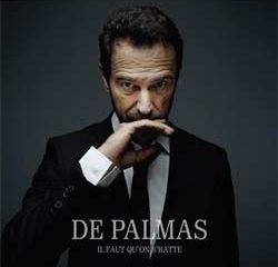 Gerald de Palmas présente son nouveau single 12