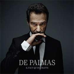 Gerald de Palmas présente son nouveau single 7