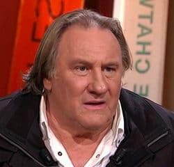 Gérard Depardieu de retour à la chanson 7