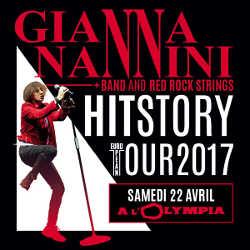 Gianna Nannini à l'Olympia le 22 avril 2017 6