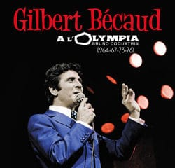 <i>Gilbert Bécaud à l'Olympia (1964-67-73-76)</i> 11