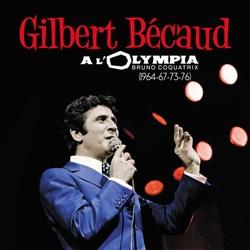 Gilbert Bécaud à l'Olympia (1964-67-73-76) 5