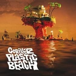 Gorillaz <i>Plastic Beach</i> 5