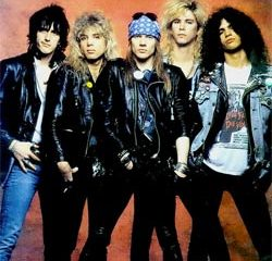 Nouvelles dates de concerts pour les Guns N' Roses 9
