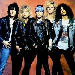 Nouvelles dates de concerts pour les Guns N' Roses 6