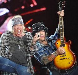Les Guns N' Roses reviennent en 3D 17