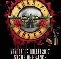 Les Guns N' Roses au Stade de France le 7 juillet 2017 11