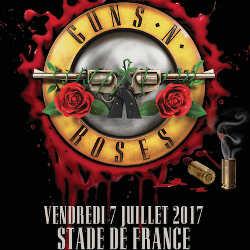 Les Guns N' Roses au Stade de France le 7 juillet 2017 6