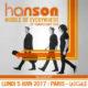 Les Hanson en concert à La Cigale le 5 juin 2017 7