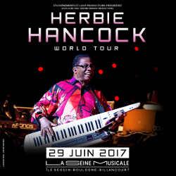 Herbie Hancock en concert à l'Île Seguin le 29 juin 2017 7
