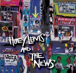 Huey Lewis & The News <i>Soulsville</i> 6