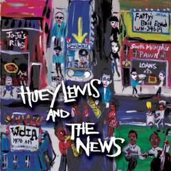 Huey Lewis & The News <i>Soulsville</i> 5