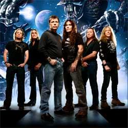 Iron Maiden annonce la sortie d'un nouvel album 5