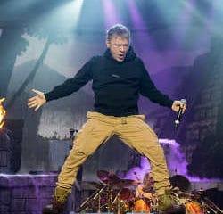 Iron Maiden enflamme la scène du Paléo Festival 8