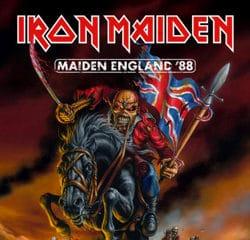 IRON MAIDEN Maiden England '88 15