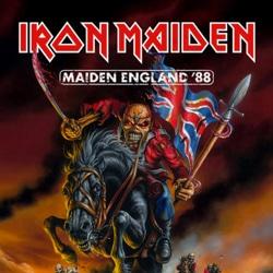 IRON MAIDEN Maiden England '88 5