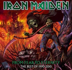 Iron Maiden <i>From Fear To Eternity</i> 17