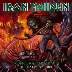 Iron Maiden <i>From Fear To Eternity</i> 7