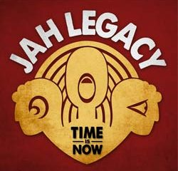 Jah Legacy <i>Time Is Now</i> 12
