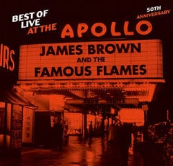James Brown <i>Best Of Live At The Apollo</i> 15