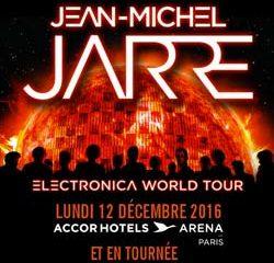 Jean-Michel Jarre en tournée mondiale 7