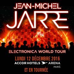 Jean-Michel Jarre en tournée mondiale 5