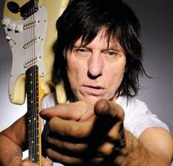 Jeff Beck en concert le 24 octobre 2016 à Paris 6