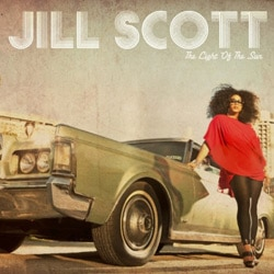 Jill Scott <i>The light of the sun</i> 5
