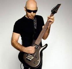 Joe Satriani en concert à l'Olympia 9