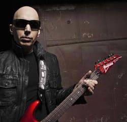 Joe Satriani à Paris pour la fête de la musique 11