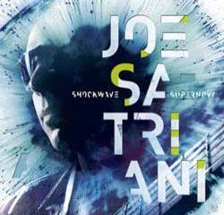 Joe Satriani <i>Shockwave Supernova</i> 7