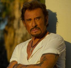 Johnny Hallyday ce week-end dans 50 MN INSIDE 8