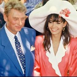 Johnny Hallyday toujours marié à Adeline Blondieau 5
