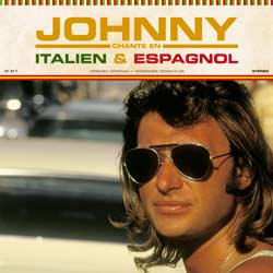 Johnny Hallyday chante en italien & espagnol 7