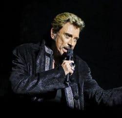 Johnny Hallyday en concert à Londres 17