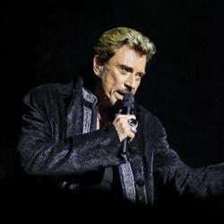 Johnny Hallyday en concert à Londres 5