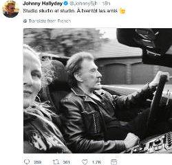 Les inquiétantes nouvelles sur l'état de santé de Johnny Hallyday 9