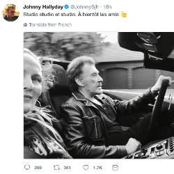 Les inquiétantes nouvelles sur l'état de santé de Johnny Hallyday 5