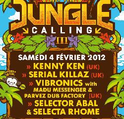 La Jungle Calling débarque à Lyon en février 12