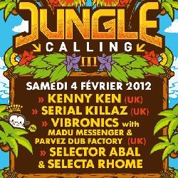 La Jungle Calling débarque à Lyon en février 6