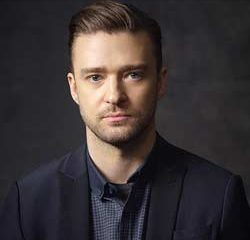 Justin Timberlake à l'Eurovision le 14 mai 2016 11