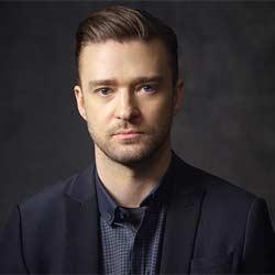 Justin Timberlake à l'Eurovision le 14 mai 2016 5