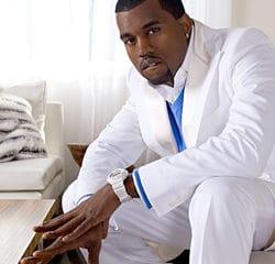 Kanye West en concert au Zénith de Paris 13