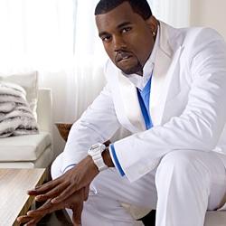 Kanye West en concert au Zénith de Paris 5