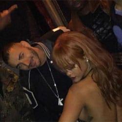 La folle soirée de Rihanna et Karim Benzema 5