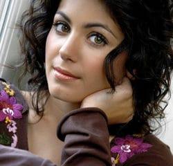 Katie Melua en concert à l'Olympia en décembre 16