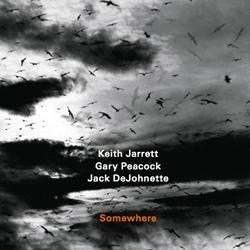 Keith Jarrett Trio <i>Somewhere</i> 5